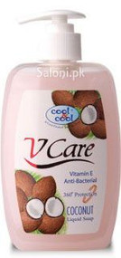 Cool & Cool Coconut V Care Liquid Soap