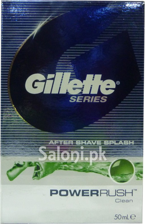Gillette Series After shave Splash Power Rush 50 ML