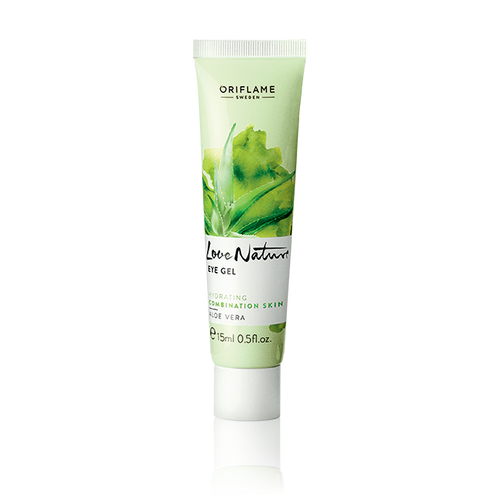 Oriflame Love Nature Eye Gel Aloe Vera