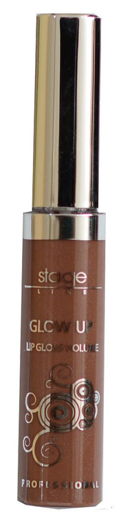 Stage Line Glow Up Lip Gloss Volume Mink Vision