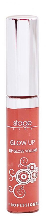 Stage Line Glow Up Lip Gloss Volume Pink