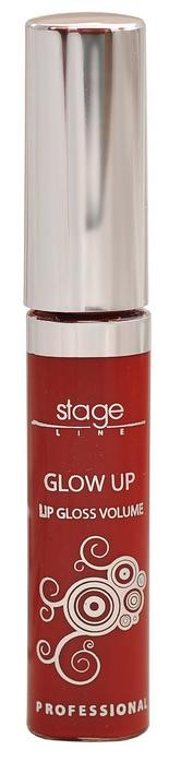 Stage Line Glow Up Lip Gloss Volume Raspberry