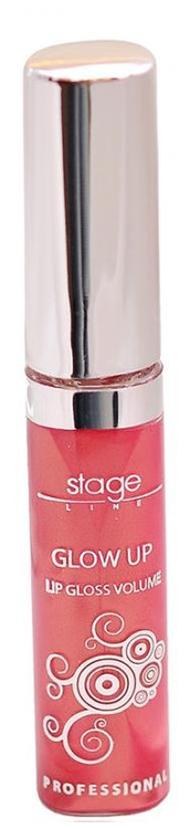 Stage Line Glow Up Lip Gloss Volume Rose Pink