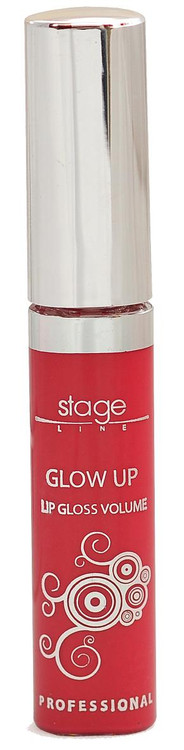 Stage Line Glow Up Lip Gloss Volume Top Fuchsia