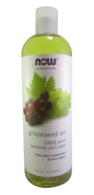 GNC Now Grapeseed Oil 473 ML