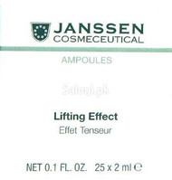 Janssen Cosmetics Skin Excel Lifting Effect Ampoules (Instant Anti-Wrinkle)
