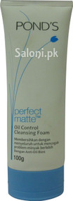 Pond's Perfect Matte Oil Control Cleansing Foam (Front)
