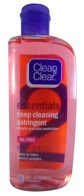 Clean & Clear Essential Deep Cleaning Astringent 240 ML