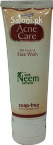 Skincare Acne Care Oil Control Face Wash (Front)