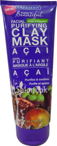 Freeman Acai Facial Purifying Clay Mask (Front)