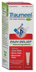 GNC Traumeel Advanced Relief for Muscular & Joint Pain Ointment