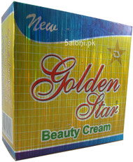 Golden Star Beauty Cream (Front)