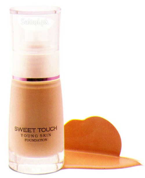 Sweet Touch Young Skin Foundation YS 07