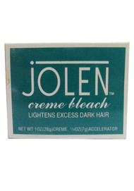 Jolen Creme Bleach Lighten Excess Dark Hair 140g