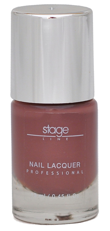 Stage Line Nail Lacquer 26 - Carmine Pink