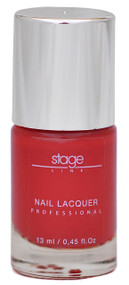 Stage Line Nail Lacquer 30 - Hopeful Red