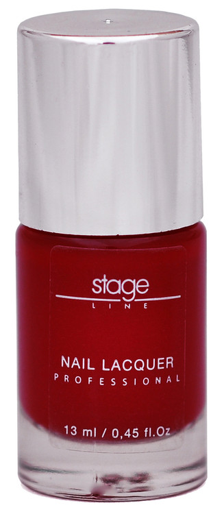 Stage Line Nail Lacquer 32 - I love Red!
