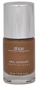 Stage Line Nail Lacquer 60 - Gleaming Cinnamon
