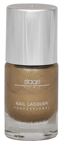 Stage Line Nail Lacquer 80 - Sparkling Gold