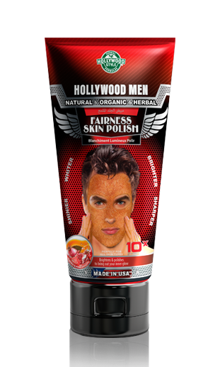 Hollywood Men Fairness Skin Polish