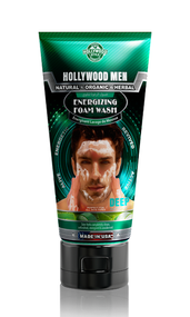 Hollywood Men Energizing Foam Wash
