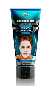 Hollywood Men Fairness Mud Mask