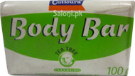 Cuticura Body Bar (Front)