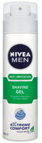 Nivea Men Extreme Comfort Shaving Gel