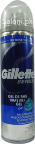 Gillette Series Sensitive Skin Gel (Front)