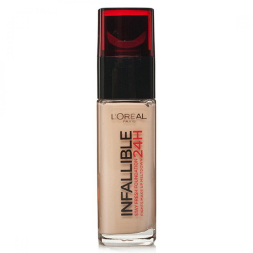L`Oreal Paris Infallible 24H Foundation 220 Sand