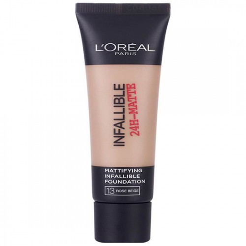 L`Oreal Paris Infallible 24H Matte Foundation 13 Natural Beige