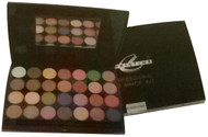 Christine 28 Color Professional Eye Shade Kit
