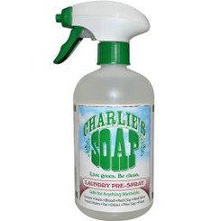 Charlie's Soap Laundry Pre-Spray