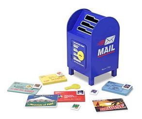 Melissa & Doug Mailbox Set