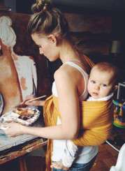 Rent a Sling or Baby Carrier