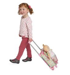 Baby Stella Wheel-a-Round Doll Carrier
