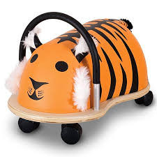 Prince Lionheart Wheely Bug - Tiger