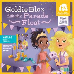 GoldieBlox  the Parade Float