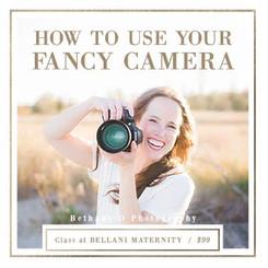 Beginning Photography Workshop