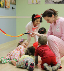 Miss Erin's Valentine's Pajama Dance Party (3-6 year old)