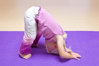 Tykes Yoga