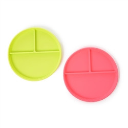 Chartreuse/Pink