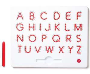 Kid O A to Z Magnatab (uppercase)