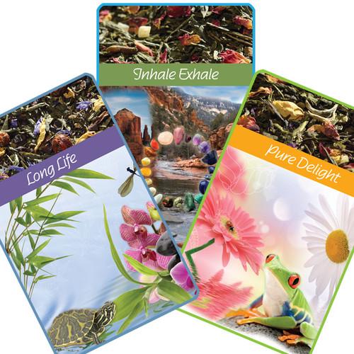 Spa Collection Sampler Green Tea