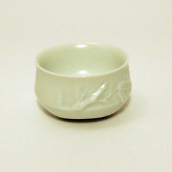 Bamboo Tea Cup
