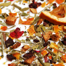 Citrus Hibiscus Herbal Tisane
