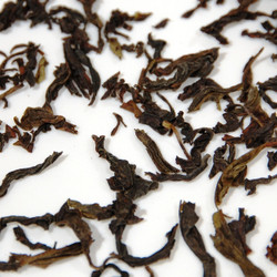 Da Hong Pao tea leaves