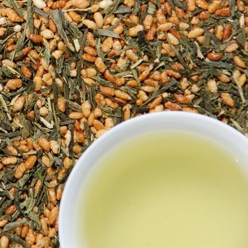 Genmaicha Organic Tea