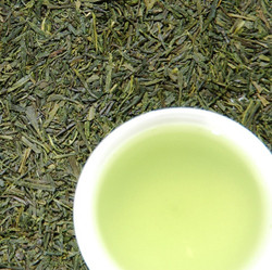 Sencha from the Shinto Grand Shrine