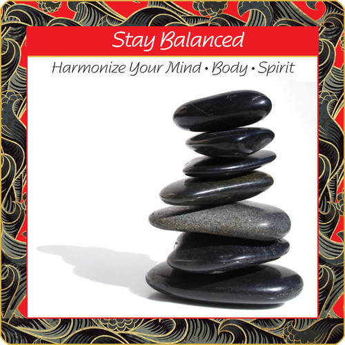 Stay Balanced Gift Box